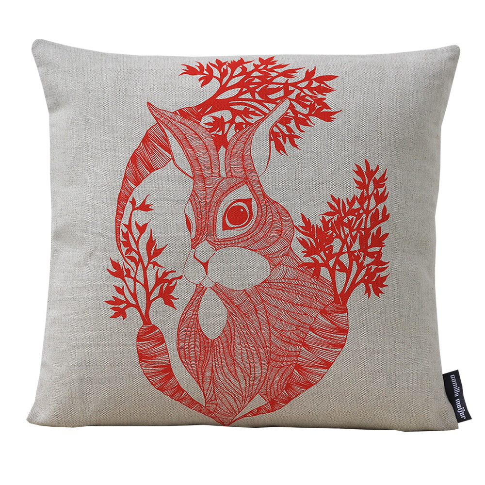 The Rabbit, Cushion
