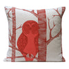 The Owl, Cushion