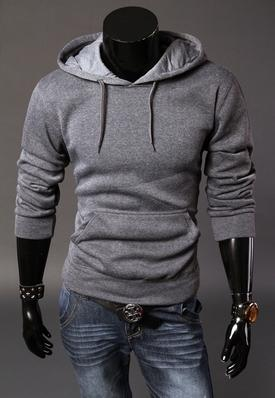 Arrival Men Patchwork Hoodies Fashion Design Men Sweatshirt Slim Fit Casual Jacketsdresslliy-dresslliy