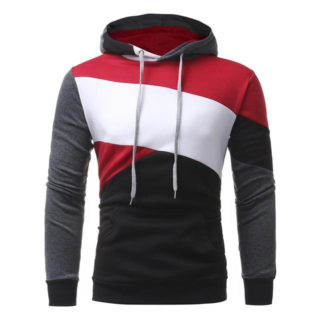 Men Hoodies Sweatshirts Brand Fashion Autumn Quality Hoody Jacket Casual Coatdresslliy-dresslliy