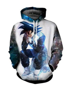 3D Hoodies Casual Style Pullover Long Sleeve Tracksuits Dragon Balls Hoodydresslliy-dresslliy