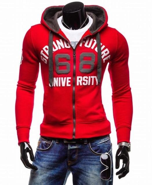 2018 Hoodies Men Sudaderas Hombre Hip Hop Mens Brand Chest Digital Printingdresslliy-dresslliy