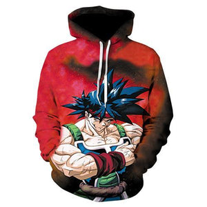 Dragon Ball Z Cosplay Goku Hoodies Men 3D Printed Sweatshirts Dragonball Zdresslliy-dresslliy