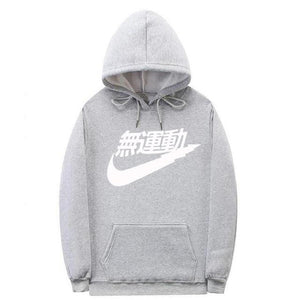 New print no movement hoodies Sweatshirts off white Casual fashion Boys hoodiedresslliy-dresslliy