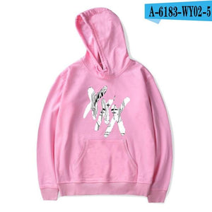 Xxxtentacion Hoodies sad men Sweatshirts rap rapper hip hop Hooded Pullover sweatershirtsdresslliy-dresslliy