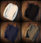 #100-103 Brand Quality fall male Pure cotton warm autumn clothing men'sdresslliy-dresslliy