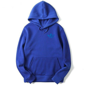 Hoodie Men's 2018 Men's Long Sleeve ADI Hooded Sweatshirt Men's Hooded Jacketdresslliy-dresslliy