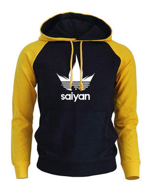 Men's Hoodies Anime Dragon Ball Z Super Saiyan Sweatshirt 2018 New Hotdresslliy-dresslliy