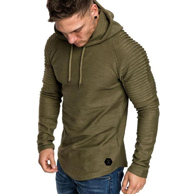 2018 New Mens Hoodies Brand Solid Color Sweatshirts Fashion Male Bamboo Fiberdresslliy-dresslliy
