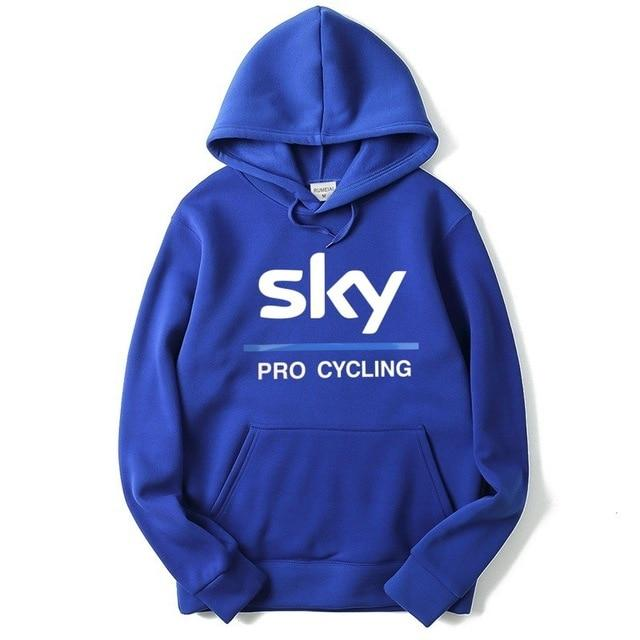 NEW High Quality Cotton Team Sky Mens Hoodies Sweatshirt men and womendresslliy-dresslliy
