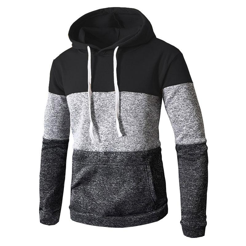 Men Hoodies 2018 Autumn Winter Men'S Sweatshirt Brand Hoodie Fashion Hip Hopdresslliy-dresslliy
