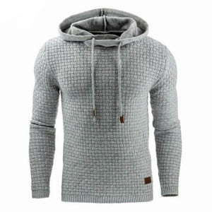 Hoodies Men 2018 Puseky Male Long Sleeve Solid Color Hooded Sweatshirt Mensdresslliy-dresslliy