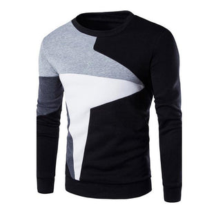 2018 Autumn Winter Hoodies Men Hombre Hip Hop Brand Hit Colordresslliy-dresslliy
