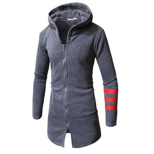 Hoodie Male Cardigan 2018 Hip-Hop Hoodies Men Zipper Sweatshirt Hoodies Mens Hoodeddresslliy-dresslliy