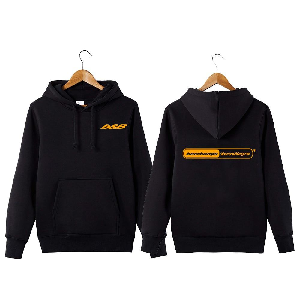 Post Malone Beerbongs and Bentleys Pullover Hoodie b&B Post Malone Hoodie Postdresslliy-dresslliy