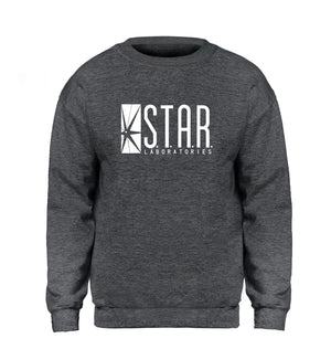Star Labs Sweatshirt Superman Series Hoodie Men Jumper The Flash Gotham Citydresslliy-dresslliy