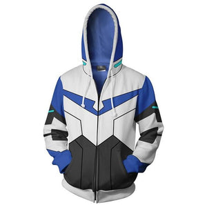 Anime Sweatshirt Voltron Keith Cosplay Costume Autumn Men's Wear Women's Anime 3Ddresslliy-dresslliy