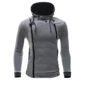 FeiTong Sweatshirts For Men Brand Mens Hoodies Streetwear Autumn Winter Long Sleevedresslliy-dresslliy