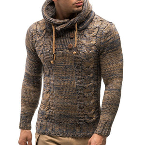 mens hoodies 2018 sweatshirts autumn winter knitted men hoodies big sizedresslliy-dresslliy