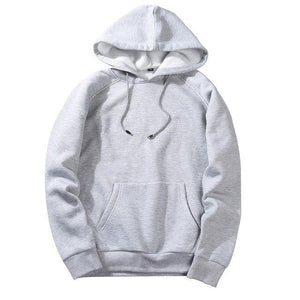 2018 autumn winter new men's casual sports fashion style hoodies 8 colorsdresslliy-dresslliy