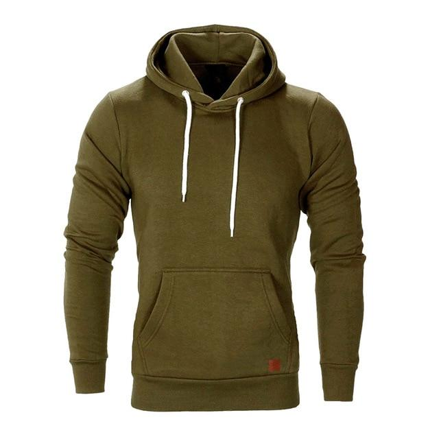 Brand Male Hoodies Top Pullover for Autumn Men Sweatshirt Clothe Long Sleevedresslliy-dresslliy