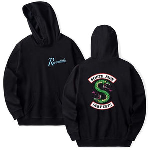 Riverdale Hoodie Men Women South Side Serpents Harajuku Riverdale Southside Boys Girlsdresslliy-dresslliy