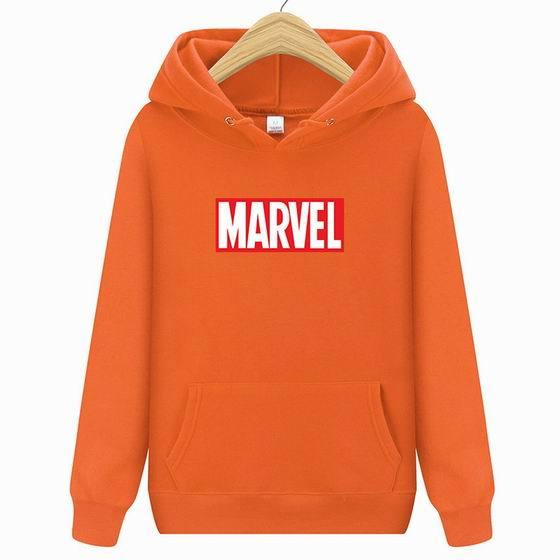 New Brand Cartoon MARVEL Sweatshirt Men Hoodies Fashion Solid Fleece Hoodie Mensdresslliy-dresslliy
