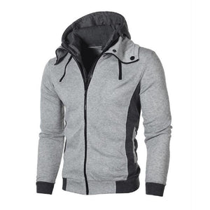 Winter Warm Hoodies Sweatshirts Men Fashion Solid Cardigan Mens Oversized Clothingdresslliy-dresslliy