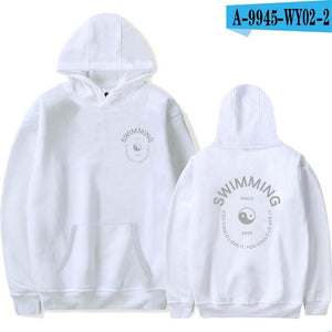 New Swimming Mac Miller Cool Cap oversized hoodie sweatshirt tracksuit Fashion Casualdresslliy-dresslliy