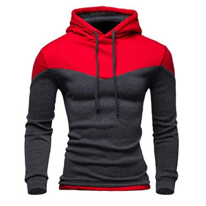 men hoodies 2018 autumn brand male long sleeve patchwork sweatshirt men skydresslliy-dresslliy
