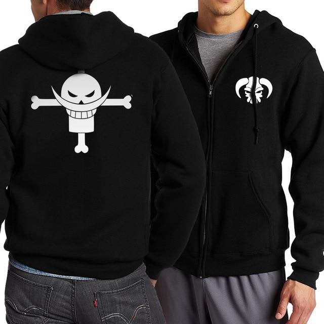 the homme Skull hoodies men zipper fitness casual fleece jacket harajuku sweatshirtsdresslliy-dresslliy