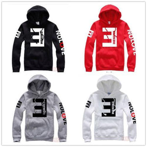 2018 Men's Fleece Hoodies Eminem Printed Pullover Sweatshirtdresslliy-dresslliy