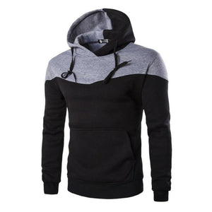 Fashion Men's Autumn Winter Hoodies Male Sudaderas Hombre Hip Hop Tops Newdresslliy-dresslliy