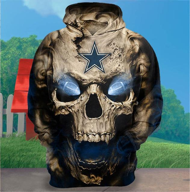 Dallas Cowboys Skulldresslliy-dresslliy