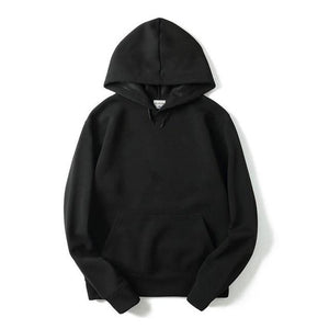 2018 New Brand Hoodie Streetwear Hip Hop Red Black Gray Pinkdresslliy-dresslliy