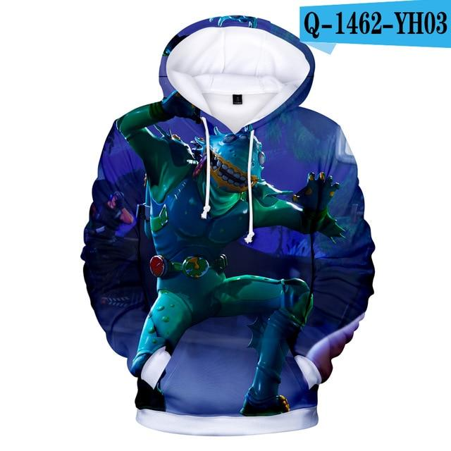 2018 Women/Men Fashion Hoodies Long Sleeve Casual Streetwear Hoodies Plus Size 4XLdresslliy-dresslliy