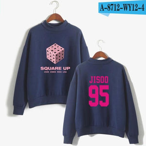 2018 BTS Blackpink K Pop men Hoodies Sweatshirts Outwear Hip-Hop Blackpink Printdresslliy-dresslliy