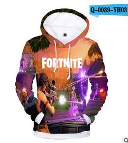 Hoodies 3D Game Men/Women Sweatshirt male Boys/Girls Battle Royale Hooded Pullover sweatershirtsdresslliy-dresslliy