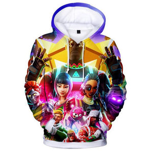 Battle Royale 3D Printed Mens Hoodies and Sweatshirts Boys Kids Hot Gamedresslliy-dresslliy
