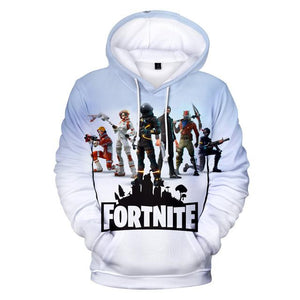 2019 Battle Royale Hoodies Men/Women Sweatshirt Hoodies Rainbow Smash Pony Horse Sweatshirtdresslliy-dresslliy