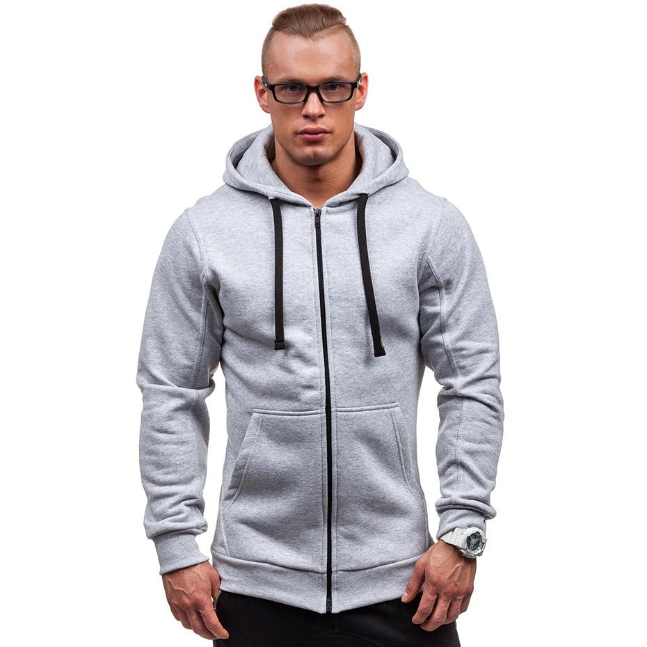 Zogaa Hoodies Men 2018 New Fashion Sweatshirt Male Hooded Hoody Hip Hopdresslliy-dresslliy