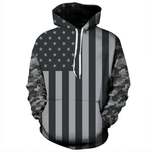 USA Flag Hoodies Men/women 3d Sweatshirts Print Striped Stars America Flagdresslliy-dresslliy