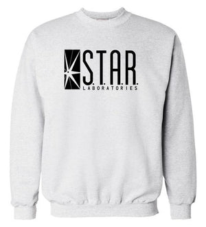 Superman Series Men Sweatshirt STAR S.T.A.R.labs autumn winter 2019 new fashiondresslliy-dresslliy