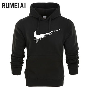 high-quality Hoodies Sweatshirt men's Hoodie Tracksuit Sport Suit Sweatshirts+Sweatpants Suits Fleece Hoodeddresslliy-dresslliy