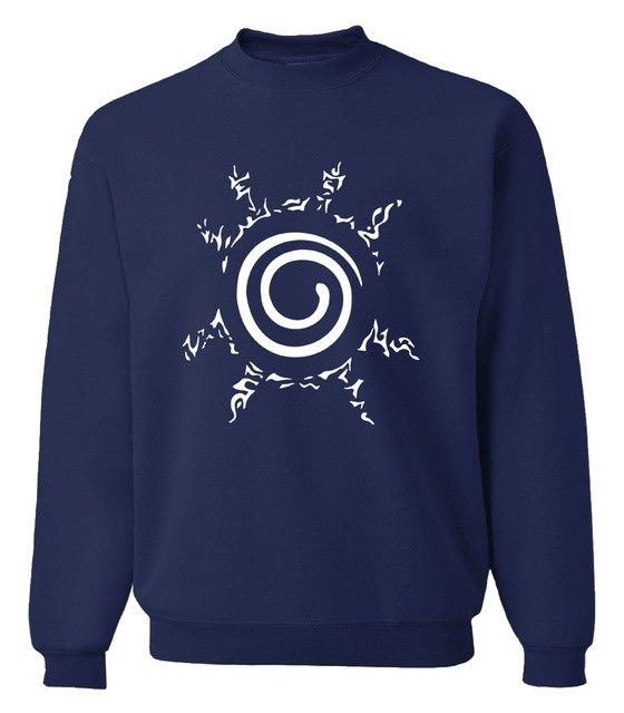 Anime Naruto Uzumaki Naruto hoodies men 2019 spring winter men sweatshirt hotdresslliy-dresslliy