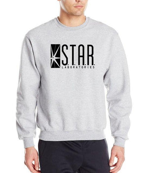 Superman Series STAR 2019 hot sale spring winter fashion S.T.A.R.labs men hoodiesdresslliy-dresslliy