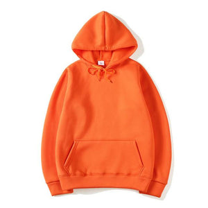 Free shipping Brand paris Men and women Hooide Solid color hoodie highdresslliy-dresslliy