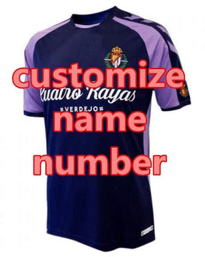 18 19 Real Valladolid Casual shirts 2018 2019 Real Valladolid shirts Leisuredresslliy-dresslliy