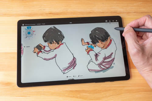 Artist Review: Samsung Galaxy Tab S6 Lite - Can you live with compromises?