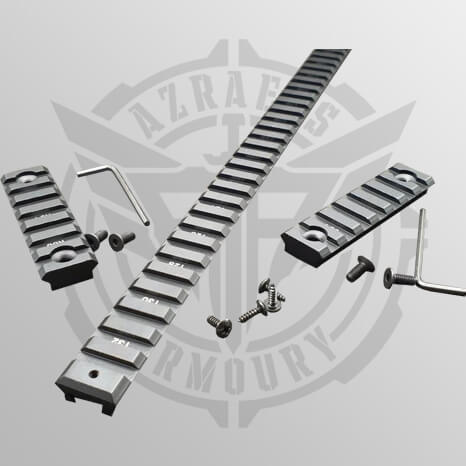 Kriss Vector Metal Rails